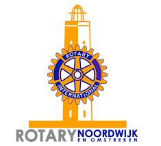 Rotary club Noordwijk and surroundings LOGO