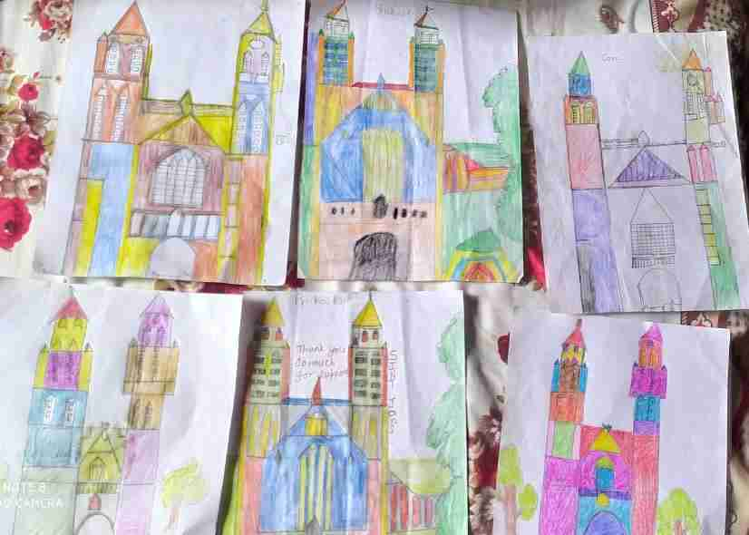 Churches BEL drawings