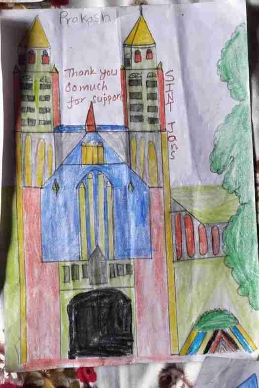 Sint Jans Drawing Prakash snit