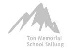 Fußzeile Logo Ton Memorial School Sailung